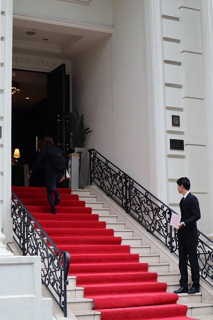 青山迎賓館の写真