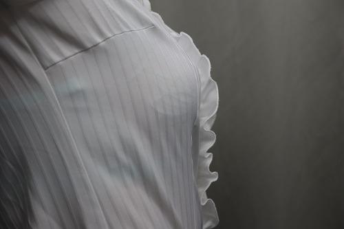 「天使のブラ」スリムラインの着用後