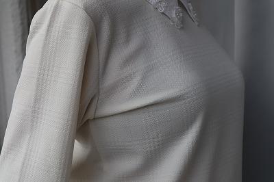BVDレディース・立体ブラを着用した写真