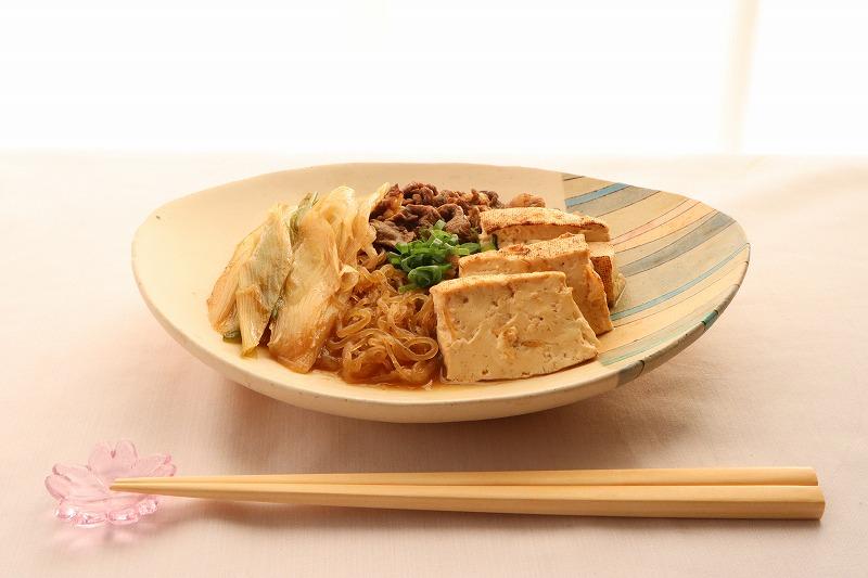 肉豆腐のテーブルセットしたカバー写真