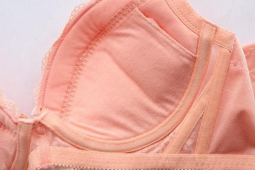 グラモアブラのパッドポケット部分